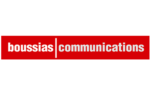 Λογότυπο Boussias Communications
