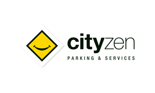 Λογότυπο Cityzen Parking & Services